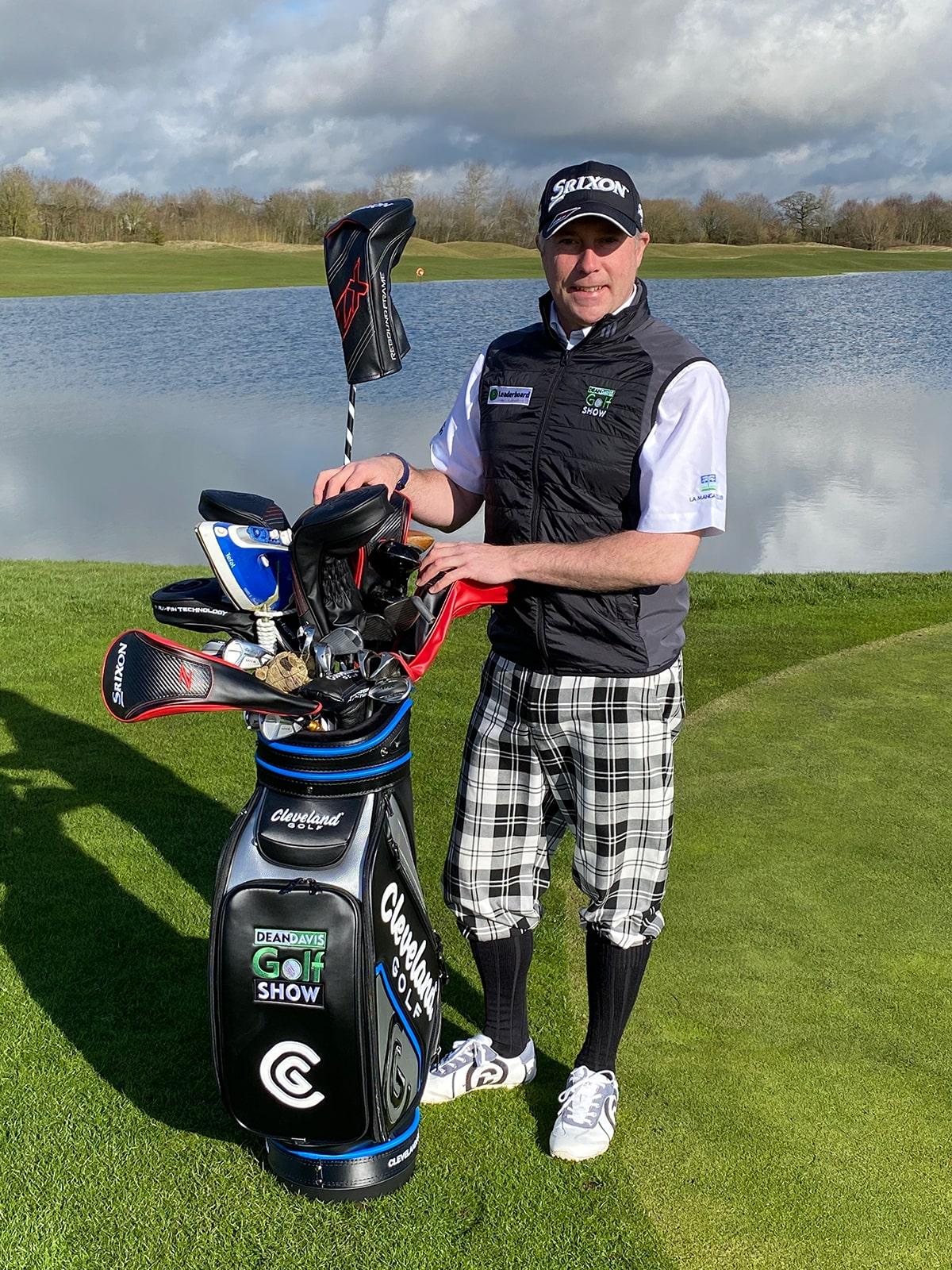 New Tricks for Dean Davis | Srixon & Cleveland Ambassador | Best Golf Trick Shot Artist